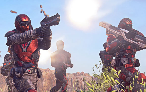 Sony plans to bring DC Universe Online and PlanetSide 2 to the upcoming PS4