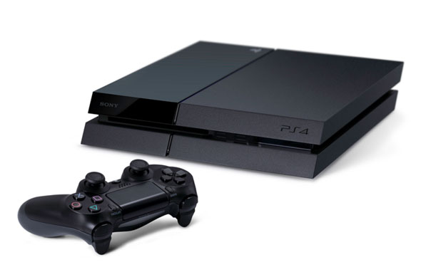 sony ps4 hardware
