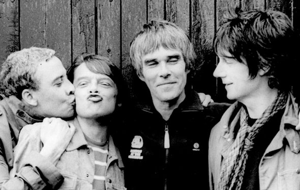Stone Roses' Second Coming - The Classic Album Doomed From The Start