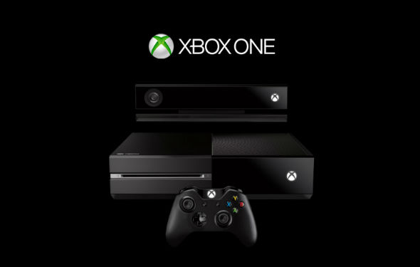 xbox one with logo