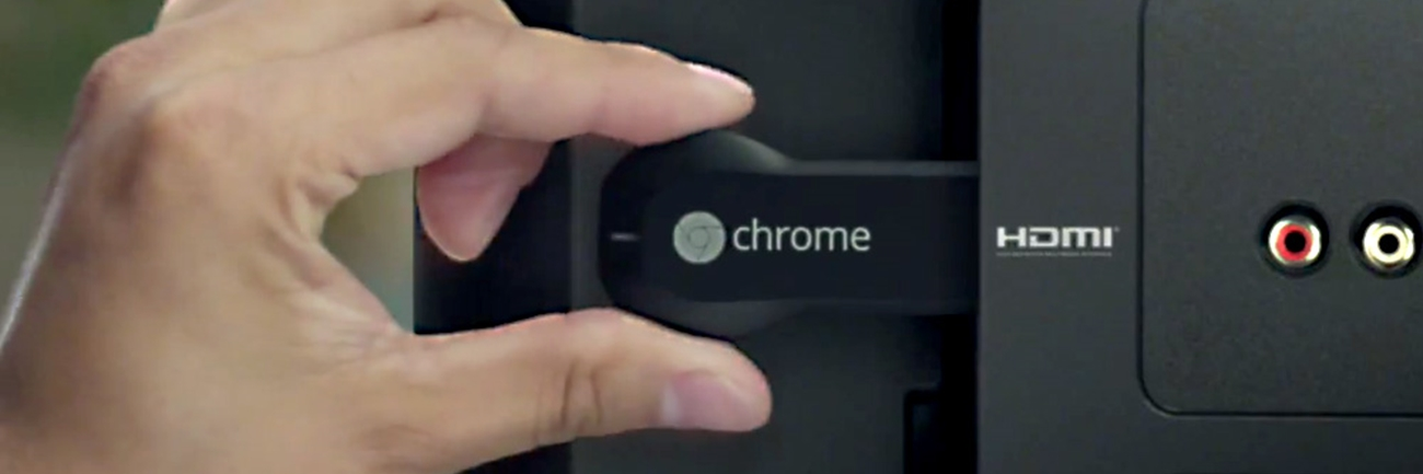 Chromecast gets some Much Needed Help from the Addition of Pandora