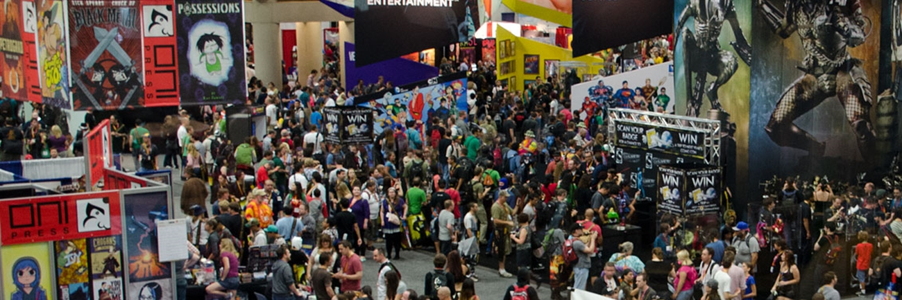 Nintendo Is Attending This Year's San Diego Comic-Con