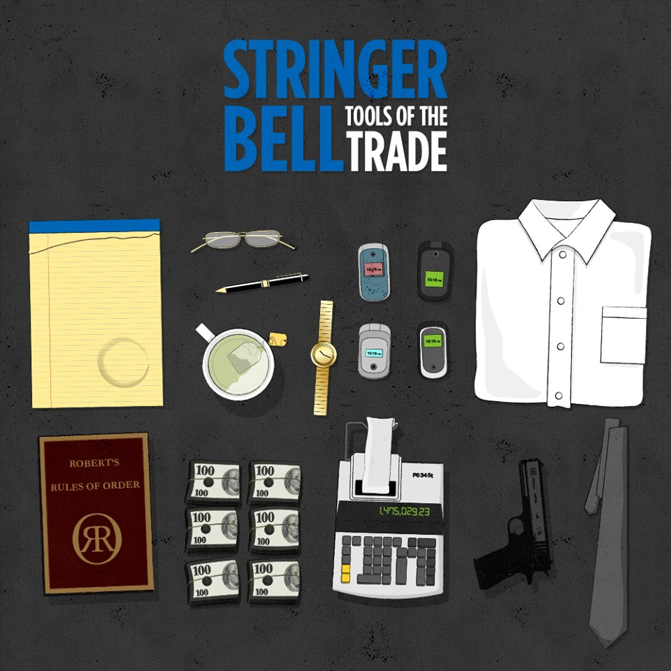 Stringer Bell Kit
