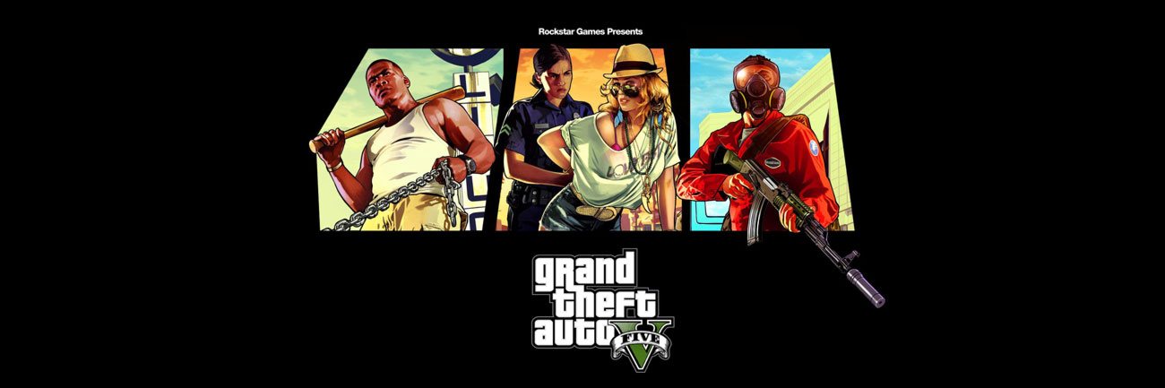 Debut GTA V Gameplay Trailer has Cops, Characters, and Custom Cars