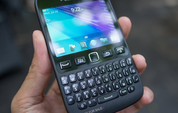 BlackBerry Tries to Stay in the Smartphone Race with New 9720