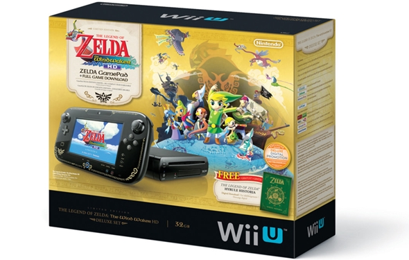 "Nintendo gets Huge Sales Boost thanks to ""The Legend of Zelda: The Wind Waker HD"" Wii U Bundle"