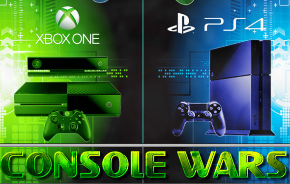 Console Wars: An Up-To-Date Comparison Between The Xbox One and PS4