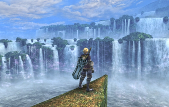 xenoblade screenshot