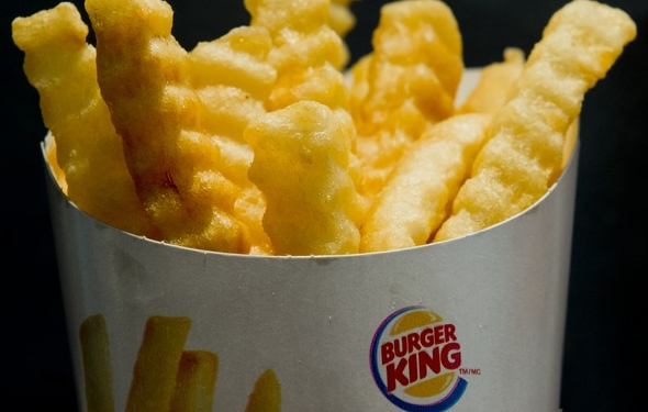 Burger King announces New Reduced-calorie French Fries