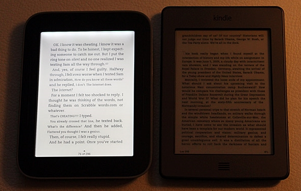 Barnes & Noble Releases a Redesigned Nook