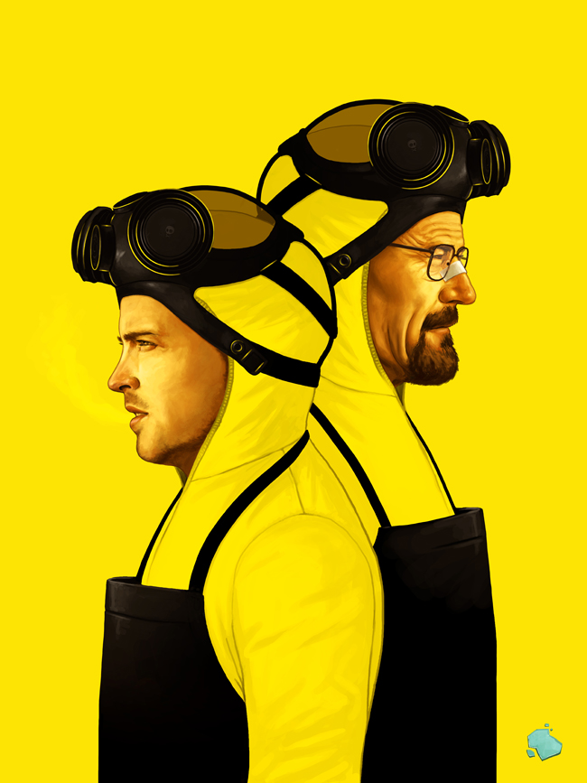 breaking bad cooks