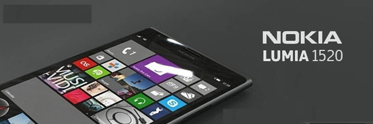 Nokia Lumia 1520 Offers 6-inch Screen