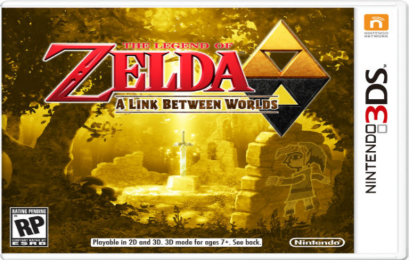 A Link Between Worlds' first review is literally perfect