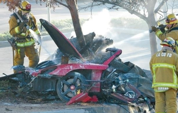 Paul Walker Dies at the Age of 40 After Car Crash in Los Angeles