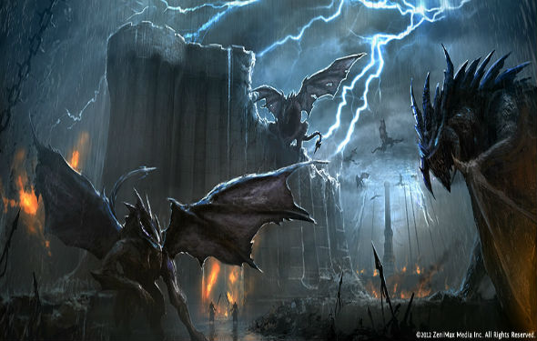 Are you excited for The Elder Scrolls Online yet?