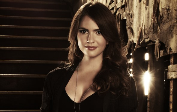 Is Shelley Hennig the new villain for Teen Wolf season 3?