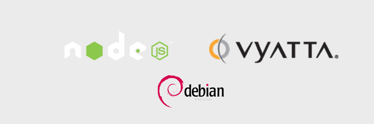 Install Node.js on a Vyatta server (or a Debian install)